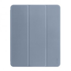 "USAMS iPad Pro 10.9"" Magnet Smart Cover Hülle 360° Schutz grau"