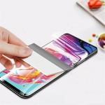 Keramik Schutzglas Samsung A32 Flexible Hybrid Glas 9D