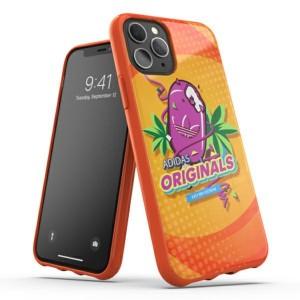 Adidas iPhone 11 Pro BODEGA Hülle / Case / Cover Moulded orange