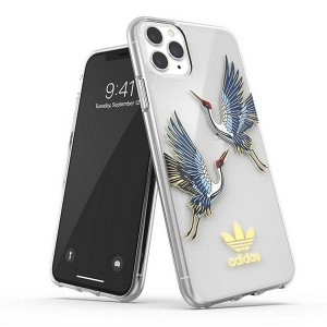 Adidas iPhone 11 Pro Max Hülle / Case / Cover OR Clear CNY