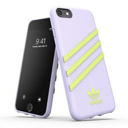 Adidas iPhone SE 2020 / 8 / 7 Hülle / Case / Cover OR Moudled Woman lila
