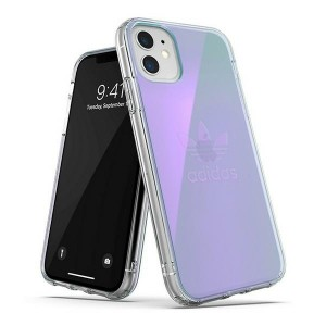 Adidas iPhone 11 OR Protective Clear Case / Cover / Hülle transparent