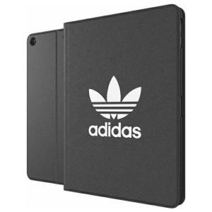 Adidas iPad 9.7 2017 / iPad 9.7 2018 OR Tablet Stand Case schwarz / weiß
