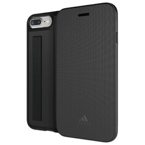 Adidas iPhone 8 Plus / 7 Plus Case / Hülle / Cover SP Folio Grip schwarz
