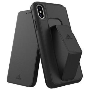 Adidas iPhone X / Xs Case / Hülle / Cover SP Folio Grip schwarz