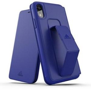 Adidas iPhone XR Case / Hülle / Cover SP Folio Grip blau