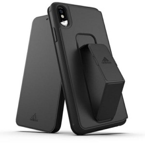 Adidas iPhone Xs Max Case / Hülle / Cover SP Folio Grip schwarz