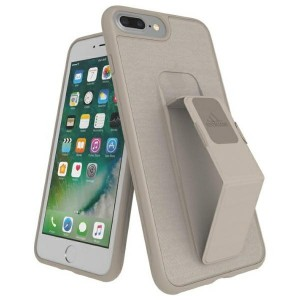 Adidas iPhone 8 Plus / 7 Plus Case / Hülle / Cover SP Grip sesame braun