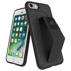 Adidas iPhone SE 2020 / 8 / 7 Case / Hülle / Cover SP Grip schwarz