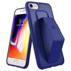 Adidas iPhone SE 2020 / 8 / 7 Case / Hülle / Cover SP Grip blau