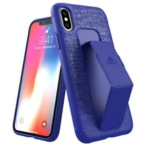 Adidas iPhone X / Xs Case / Hülle / Cover SP Grip collegiate royal