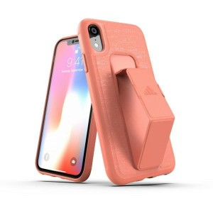 Adidas iPhone XR Case / Hülle / Cover SP Grip chalk coral