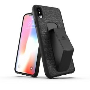 Adidas iPhone Xs Max Case / Hülle / Cover SP Grip schwarz
