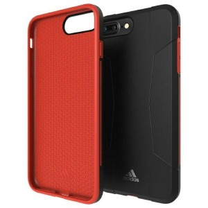 Adidas iPhone 8 Plus / 7 Plus Hülle / Case / Cover SP Solo schwaz