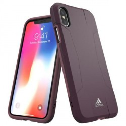 Adidas iPhone X / Xs Hülle / Case / Cover SP Solo red night