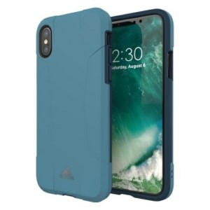 Adidas iPhone X / Xs Hülle / Case / Cover SP Solo core blue