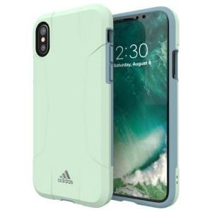 Adidas iPhone X / Xs Hülle / Case / Cover SP Solo aero Grün