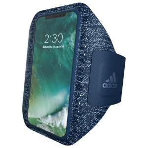 """Adidas SP Sport Armband iPhone X / Xs bis 5.8"""" navy"""