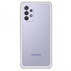 Original Samsung EF-QA325TB A32 LTE Soft Clear Cover Transparent