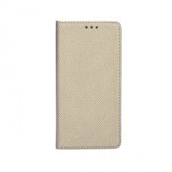 Smart Magnet Samsung A32 Handytasche Gold + Visitenkartenfach