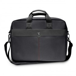 "Ferrari Notebook / Laptop Tasche Off Track 15,6"" Schwarz FEOCECB15BK"