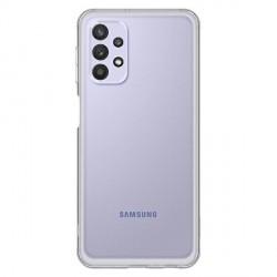 Original Samsung EF-QA326TT A32 5G Soft Clear Cover Transparent