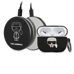 Karl Lagerfeld AirPods Pro case + Power Bank Ikonik KLBPPBOAPK
