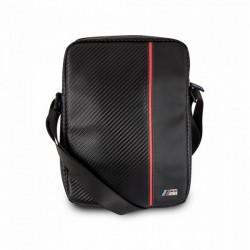 BMW 10,1 Zoll Tablet Tasche schwarz M POWER Carbon / Red Stripe BMTB10CAPRBK