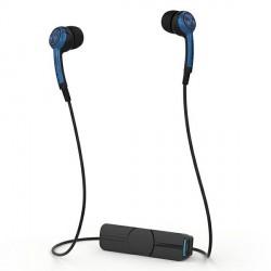 IFrogz Plugz Wireless Bluetooth Kopfhörer blau