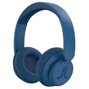 WESC On-Ear Wireless Bluetooth Kopfhörer Blau