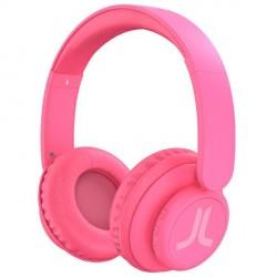 WESC On-Ear Wireless Bluetooth Kopfhörer pink