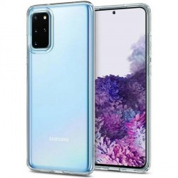 Spigen Crystal Flex Samsung S20+ Plus Clear Case Cover Hülle
