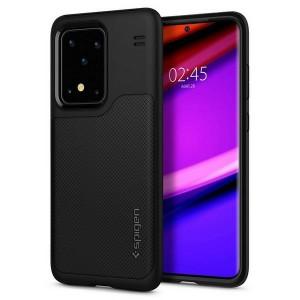 Spigen Samsung S20 Ultra Hybrid NX Schwarz Case Cover Hülle