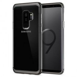 Spigen Samsung S9+ Plus Neo Hybrid NC gun metal Case Cover Hülle