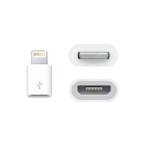 Original Apple Adapter Lightning auf Micro USB MD820ZM/A