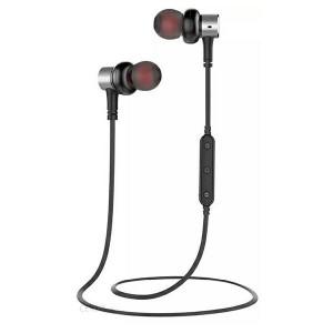 AWEI Bluetooth B923BL Sportkopfhörer schwarz magnetisch