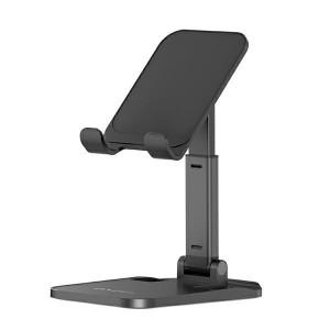 AWEI Universal Handy / Tablet Schreibtischhalter X11 schwarz