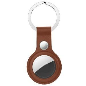 Schlüsselanhänger Apple AirTag Braun