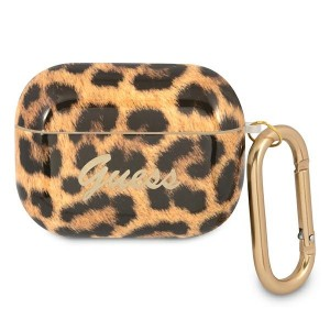 Guess AirPods Pro Case Cover Hülle Kollektion Leopard