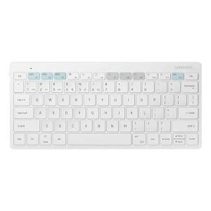 Samsung Bluetooth Tastatur EJ-B3400UW Trio 500 weiß