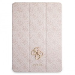 Guess iPad 11 2021 Tasche Hülle Book Case Cover 4G Rose