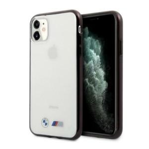 BMW iPhone 11 Hülle / Case / Cover Transparent Sandblast