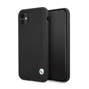 BMW iPhone 11 Hülle / Case / Cover Deboss schwarz