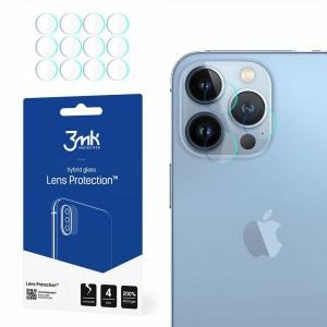 iPhone 13 Pro Max 3MK Kamera Objektiv Glas schutz 4 Stück