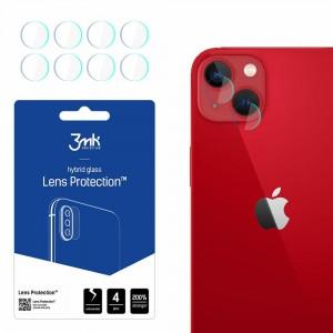 iPhone 13 3MK Kamera Objektiv Glas schutz 4 Stück
