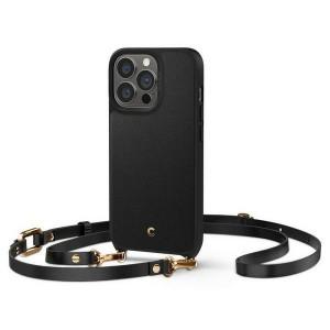 Spigen iPhone 13 Pro Cyrill Classic Charm Hülle Case Cover Schwarz
