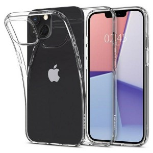 Spigen iPhone 13 mini Hülle Case Cover Liquid Crystal
