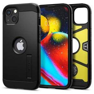 Spigen iPhone 13 mini Hülle Case Cover Tough Armor schwarz