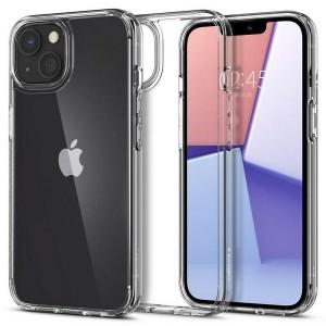 Spigen iPhone 13 Mini Hülle Case Cover Ultra Hybrid crystal clear
