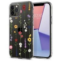 Spigen iPhone 13 Pro Hülle Case Cover Cyrill Cecile flower garden